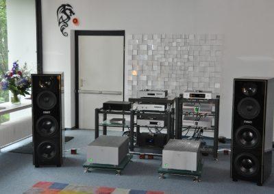 Hörgenuss Studio Eröffnung 2014
