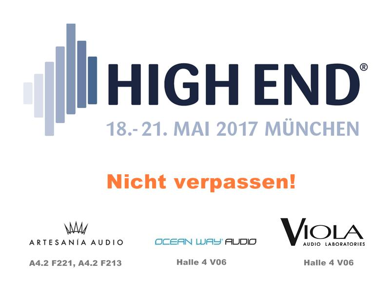 High End München 2017