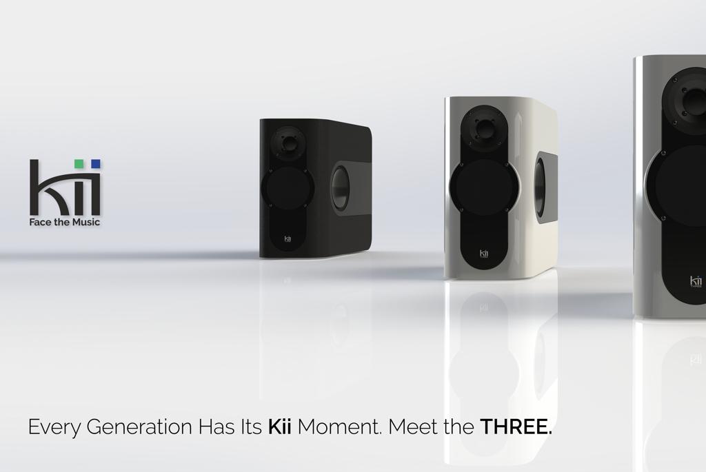 Kii Audio Aktivlautsprecher