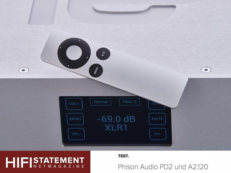 Phison Audio PD2 und A2.120 im Test