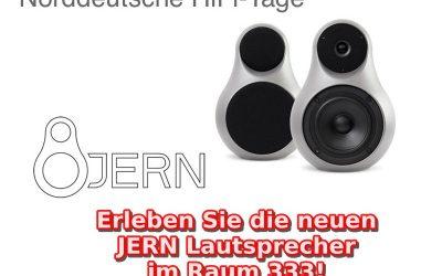 JERN Lautsprecher bei den Norddeutschen HiFi-Tagen!