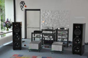 Hörgenuss Studio Eröffnung