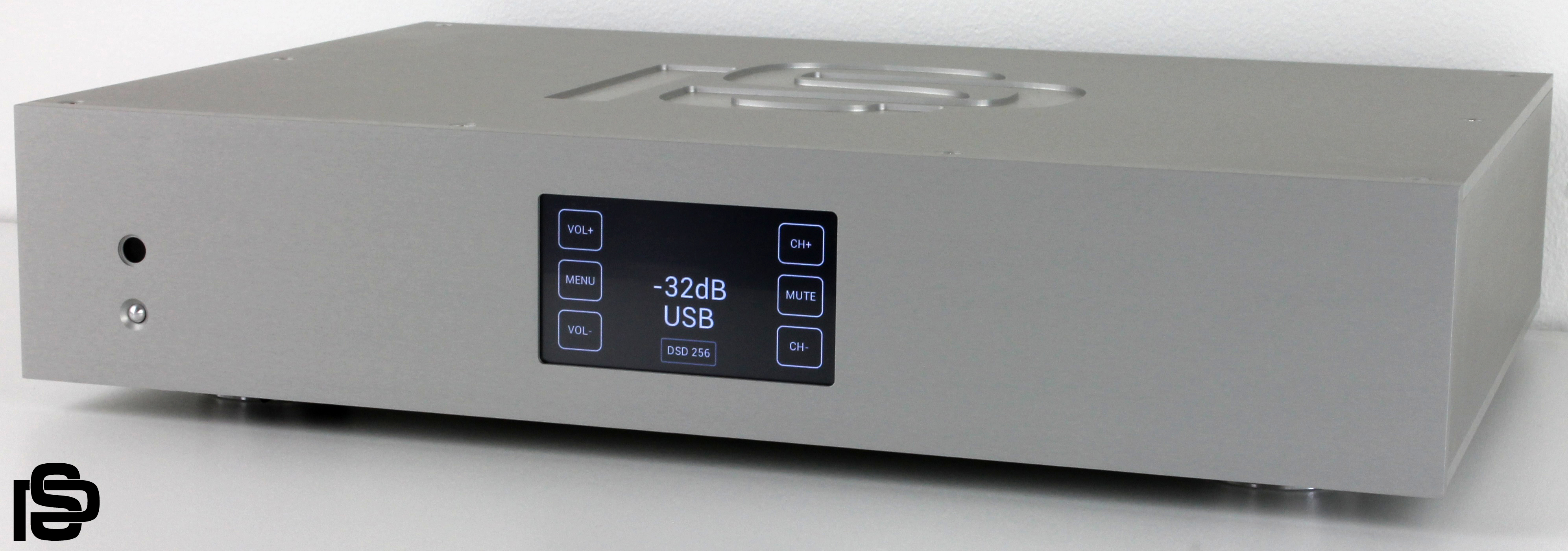 Phison Audio PD2 DAC / Vorstufe