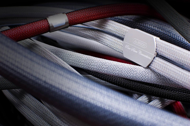 Albedo Silver Cable