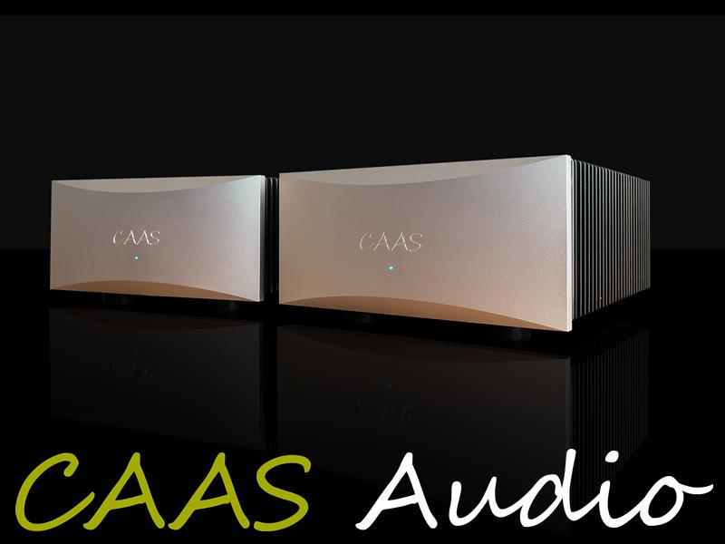 CAAS Audio E100 Monoblocks