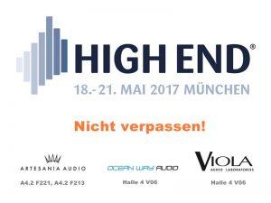 High End 2017 in München