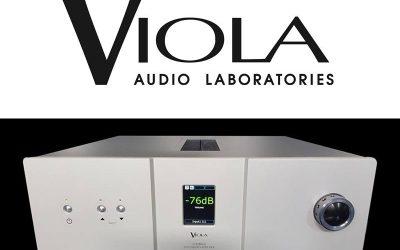 Viola Audio Chorale Vollverstärker