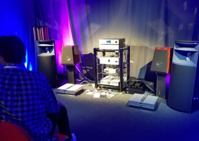 Ocean Way und Viola Audio High End 2018