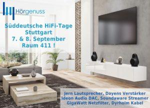Sueddeutsche HiFi-Tage 2019