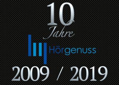 Event 10 Jahre Hörgenuss in Frankfurt