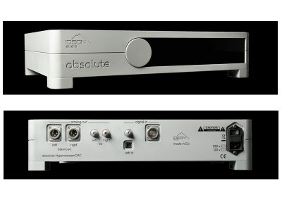Ideon Audio Absolute DAC