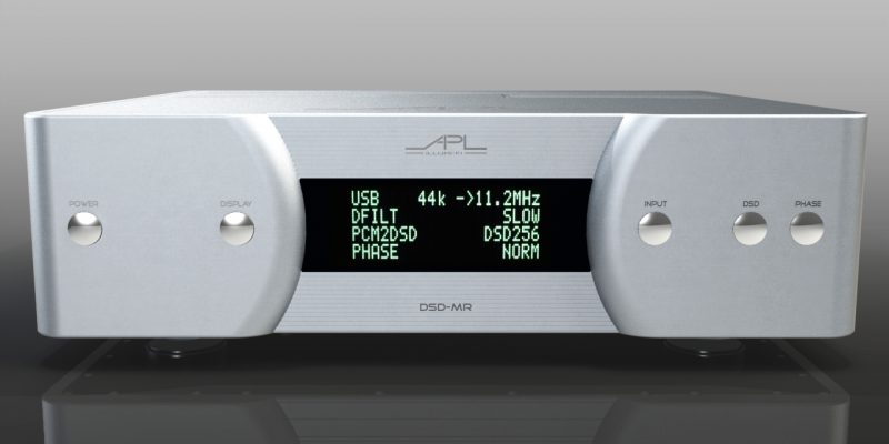 APL Hi-Fi DAC