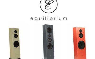 Equilibrium Lautsprecher bei uns im Vertrieb
