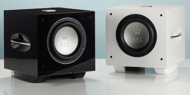REL Acoustics S Serie Subwoofer