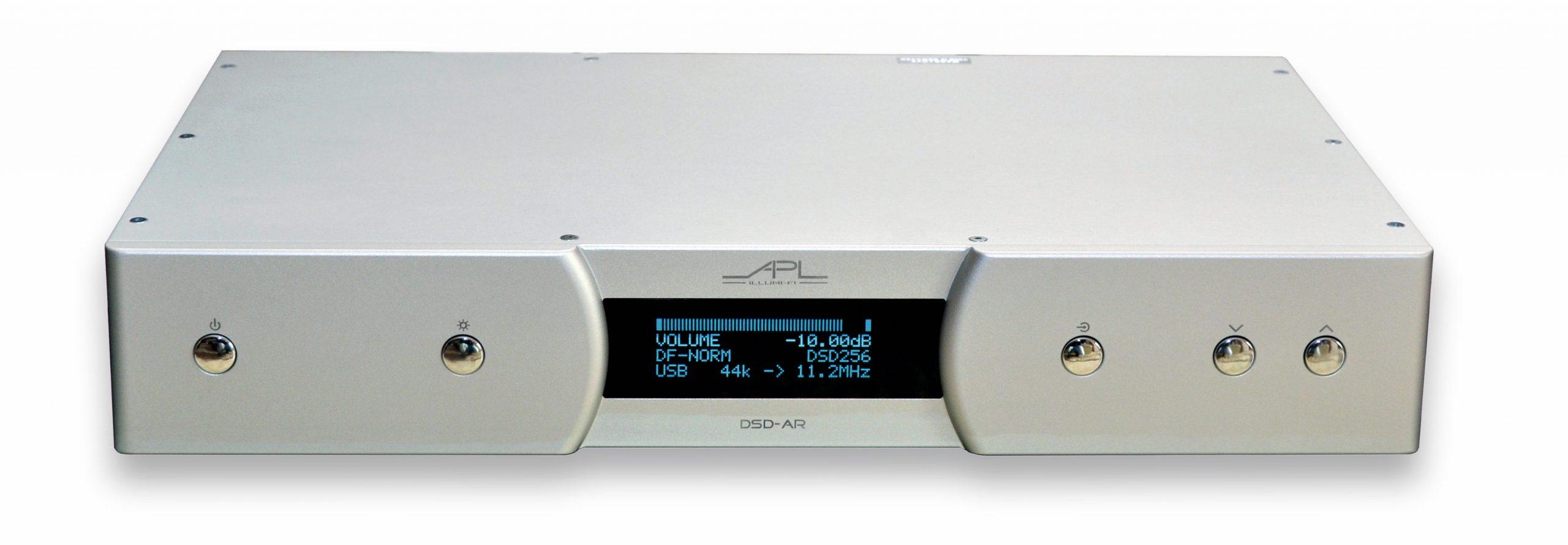APL Hi-Fi DSD-AR DAC