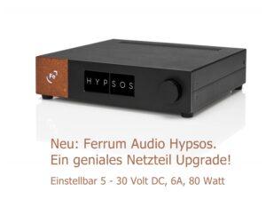 Ferrum Audio Hypsos Netzteil
